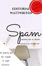Spam  by WattWriten
