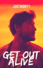 Get Out Alive (Markiplier x reader) by JustMonty