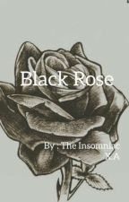 Black Rose by xee_xavier