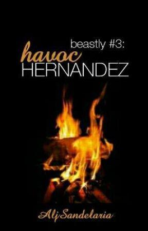 Beastly #3: Havoc Hernandez by AljSandelaria