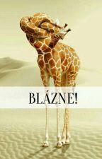 BLÁZNE! by Elikaartiss