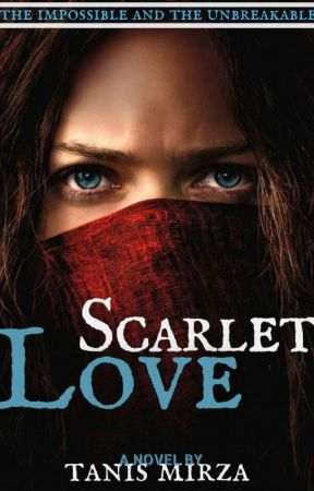 Scarlet Love  by Tanis_The_Freesia