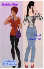 Violete's Story [Pond Riverton] by MizukiToyama