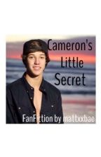 Cameron's Little Secret by mattxxbae