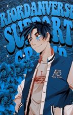 PERCY JACKSON SUPPORT GROUP.  by pipabeths