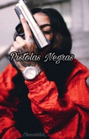 Pistolas Negras by _Chocolateh_