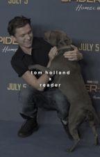 Tom Holland X Reader - Social Media by Leahbearrr