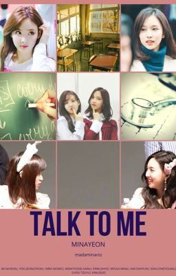 • trans • talk to me || minayeon