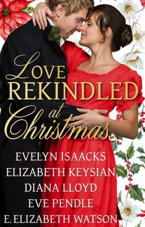Love Rekindled at Christmas by LizKeysian1