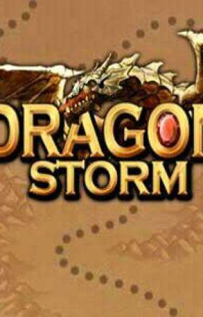 Dragón Storm El Dominio Del Universo  by Vickymoon2040