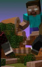 A Minecraft Story! by JazzyWazzy139