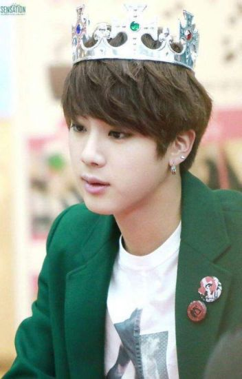 His Cinderella (Jin X Reader)