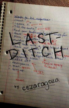 Last-Ditch by cezaragoza