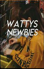 Wattys Newbies  by RookyWriters