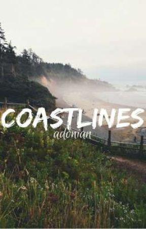 coastlines by adonian