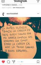 Notas  De Una Chica Sad by Anonimo_Sad_
