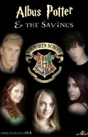 Albus Potter And The Savings by lunalovegood114