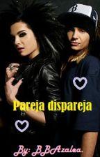 Pareja dispareja by BBLeaa