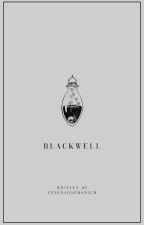 BLACKWELL by venenadaemonium