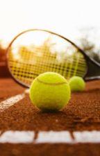 Postižený a vyhořený mladý tenista by Berenika13