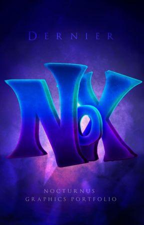 Nox. Nocturnus. Graphics Portfolio by dernierD