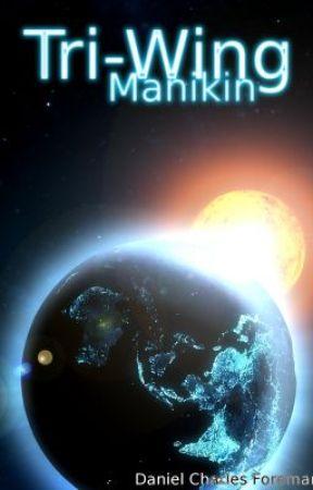 Tri-Wing Manikin by dcforeman