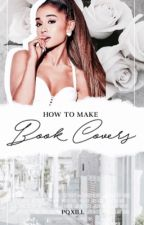 ✩✬ HOW TO MAKE BOOK COVERS ✩✬ by vibesinthisbih