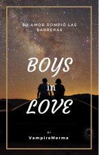 Boys in Love by VampireMerma
