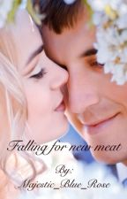 Falling for new meat by Majestic_Blue_Rose