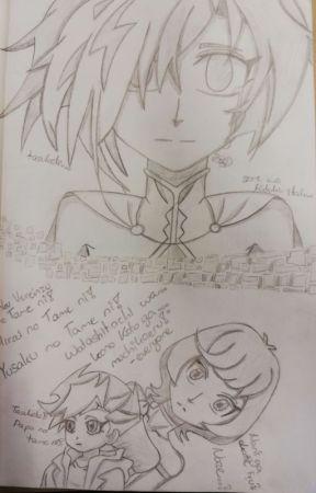 Yu-Gi-Oh VRAINS -Erased Memories- (FujikiYusaku X ZaizenAoi