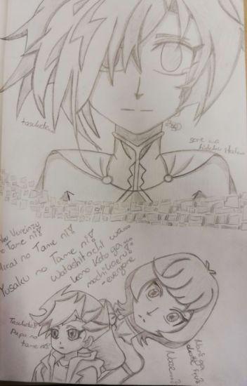 Yu-Gi-Oh VRAINS -Erased Memories- (FujikiYusaku X ZaizenAoi) - Magic