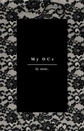 My OCs by Metal_nerd
