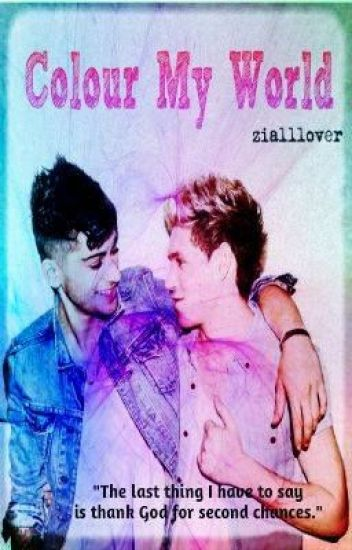 Ziall-Colour My World