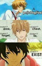 Anime boys x Reader by Ai-Asakura