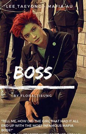 Boss | Lee Taeyong • mafia au by blingbiin