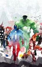 Elements (avengersxreader) by avengers_fics05