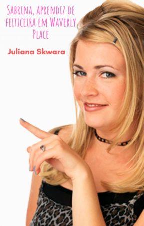 Sabrina, aprendiz de feiticeira em Waverly Place by julianaskwara