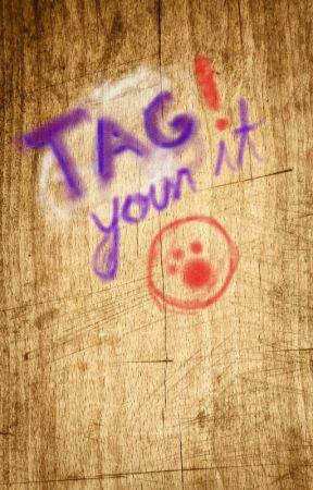 Tag Book by xXSneakyFangXx