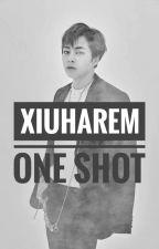 XIUHAREM OS [Xiumin x Exo] by panquequew