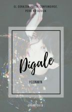 Dígale || Yoonmin  [Two shot] by NatFer18