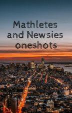 Mathletes and Newsies oneshots by Musicalsspam