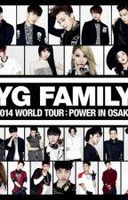 YG Family by kwonnie15