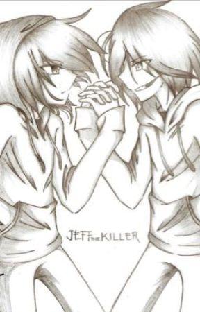 Betrayal (Jeff the Killer x depressed Reader) - Despair