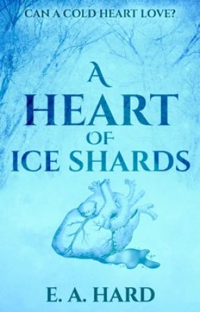 A Heart of Ice Shards by CannibalisticNecro