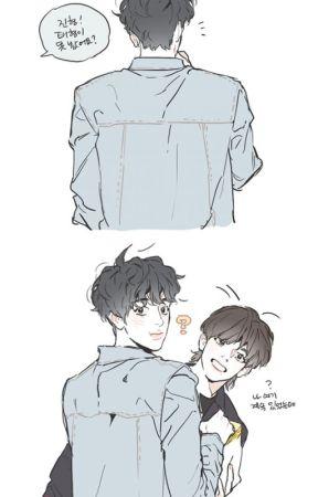 I'm waiting hyung. by taejin2B4ever