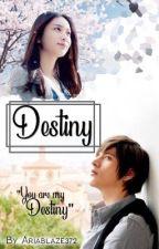 Destiny by AriaBlaze372