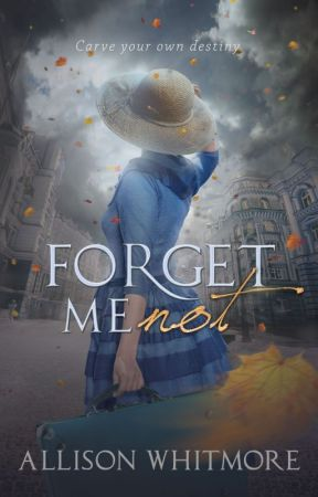 Forget Me Not, Books I and II by AllisonWhitmore