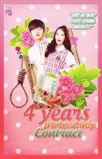 4 Years Pretendship Contract by IHeartDNMO