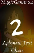 Aphmau Text Chats 2 by MagicGamer04