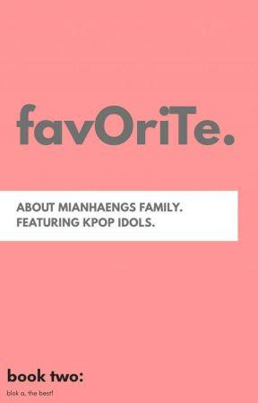 favOriTe | k-pop idols. by kinovation